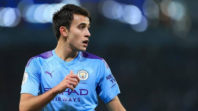 Eric Garcia confirms that he doesn't plan to continue at Manchester City