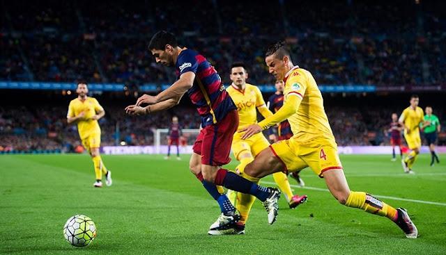 Barcelona vs Sporting Gijon en vivo