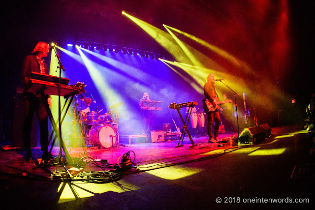 Yukon Blonde at The Danforth Music Hall on November 22, 2018 Photo by John Ordean at One In Ten Words oneintenwords.com toronto indie alternative live music blog concert photography pictures photos nikon d750 camera yyz photographer