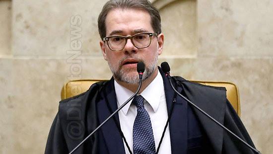 toffoli anula decisao relatorios coaf direito