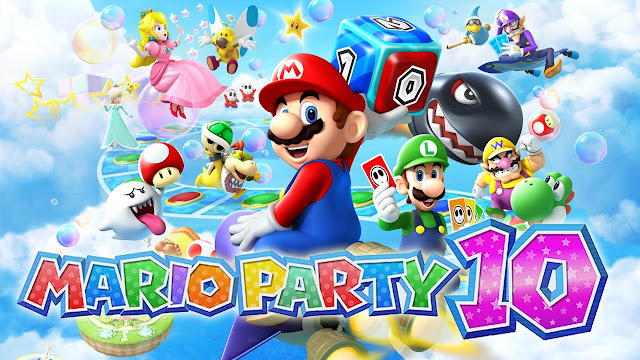 Mario Party 11 suena para 2019 en Nintendo Switch