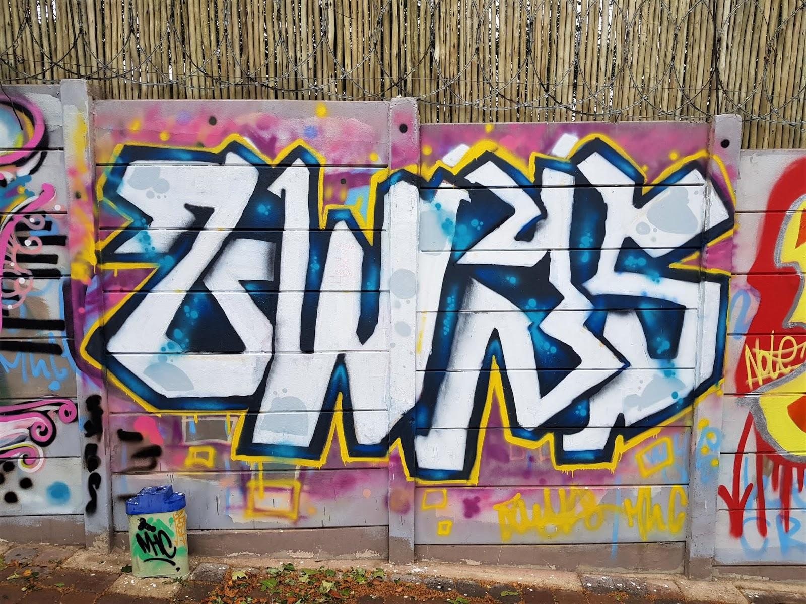 Wall Art in Northcliff Ridge Eco Park Joburg SA PhotoYatra ...