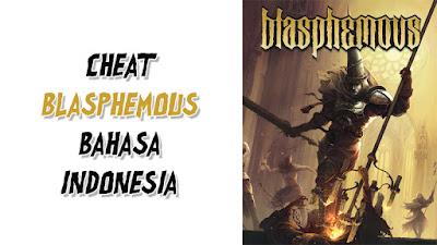 Trainer Game Blasphemous PC Terbaru