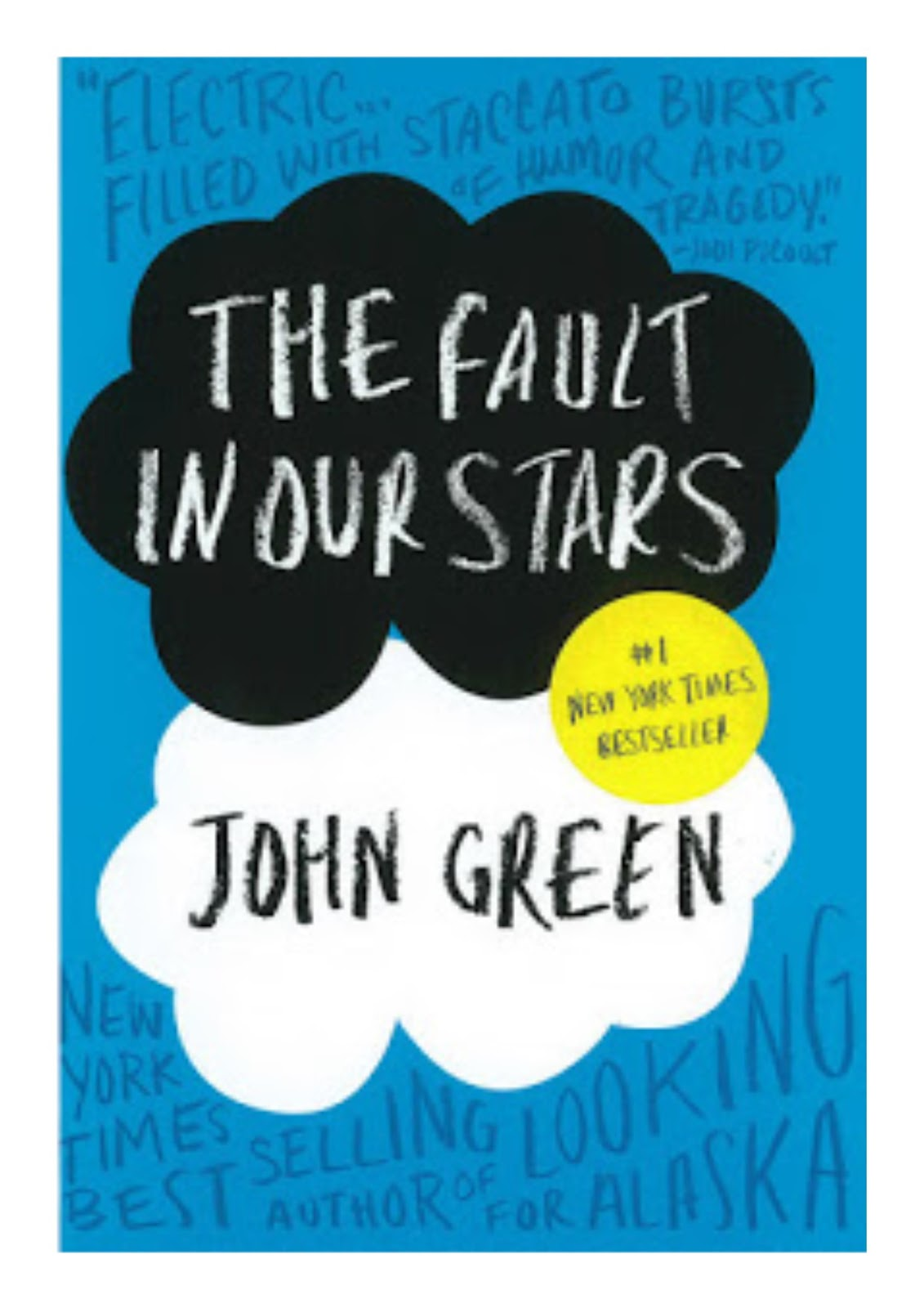 the book review girl: The Fault in our Stars - John Green