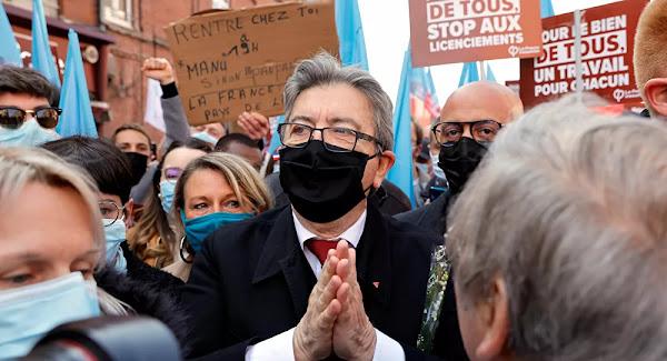 La France est un pays «dévasté» selon Mélenchon qui augure une «déferlante de chômage et de faillites»
