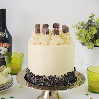 Gâteau Chocolat au Glaçage Baileys
