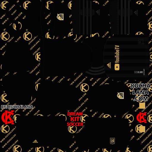 LAFC 2020 Kit - DLS20 Kits