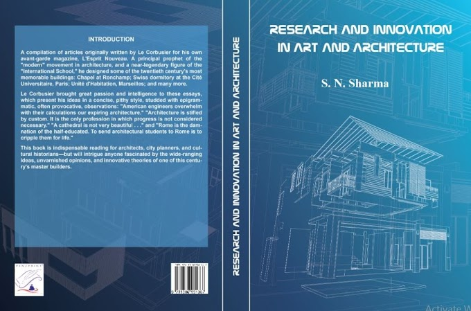 Call for Book Chapters- Research and Innovation in Art and Architecture