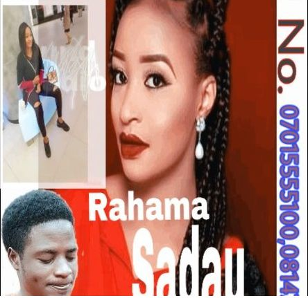 Music Mp3 :-  Ussy M Peace - Rahama Sadau