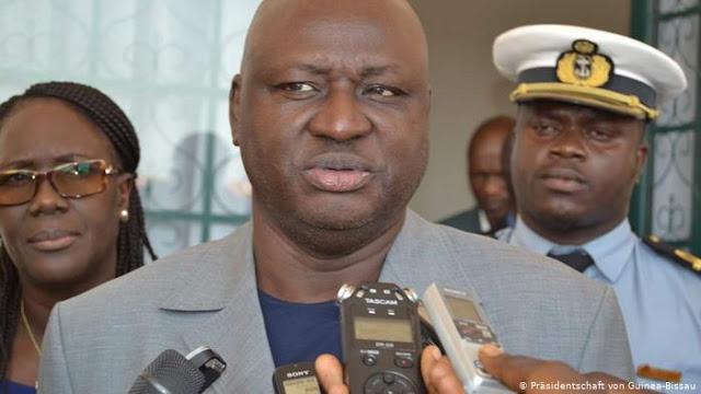 Guiné-Bissau | Primeiro-ministro denuncia tentativa de golpe de Estado