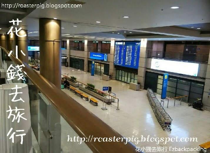 首爾仁川國際機場過夜