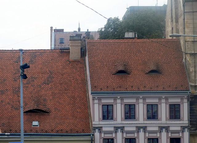 casas curiosas, tejados