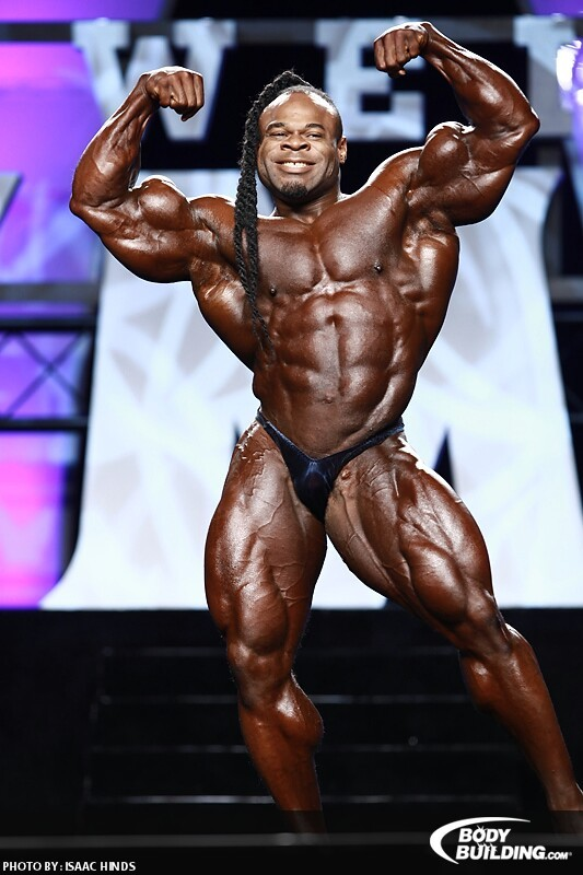 Kai Greene | Body Building Instructor