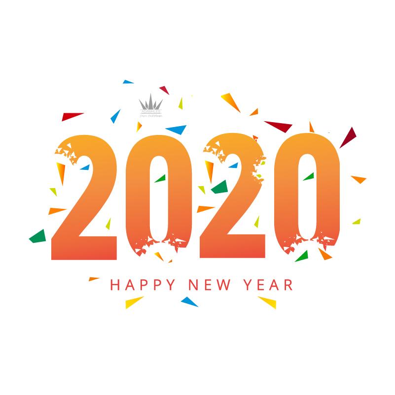 New Year 2020 Design