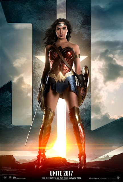 Gal Gadot como Wonder Woman