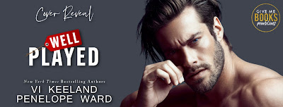Cover Reveal: Well Played by Vi Keeland and Penelope Ward