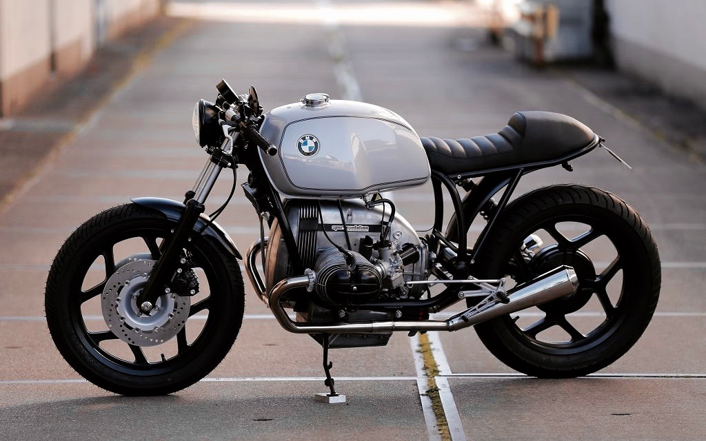 Reason For Pods On Cafe Racer