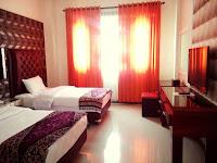 Grand City Inn Hotel Batu - Deluxe Room - Salika Travel