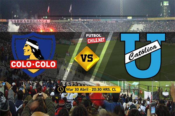 PREVIA: Colo-Colo vs Universidad Católica