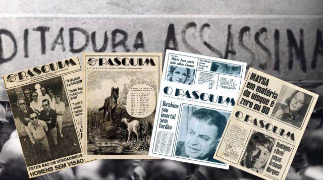 Sob controle de Bolsonaro, TVBrasil censura trecho de prisão de jornalista na ditadura