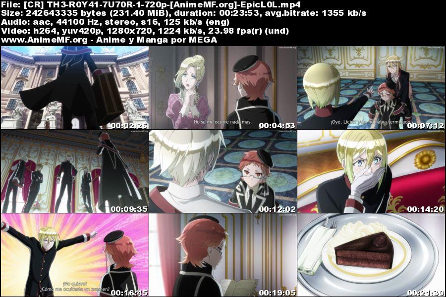 Vista previa de Oushitsu Kyoushi Haine 01 HD Sub Español MEGA