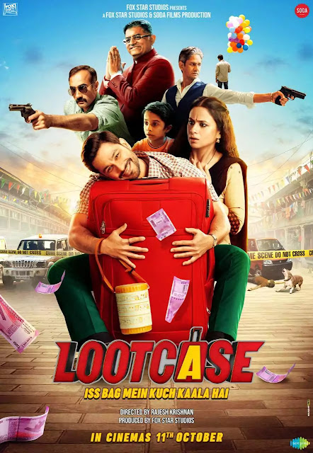 Lootcase (2020) Bollywood Movie Release Date, Poster, Star Cast & Trailer