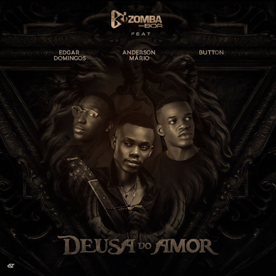 Kizomba da Boa feat Edgar Domingos, Anderson Mário & Button - Deusa do Amor