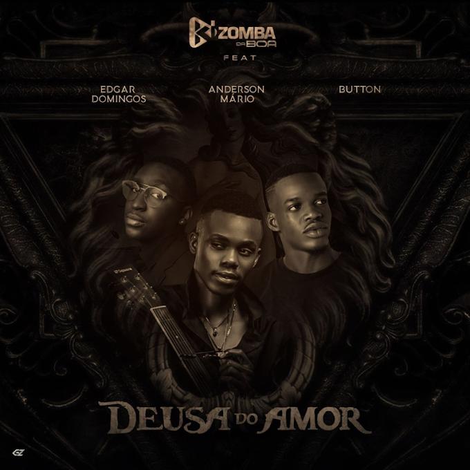 Kizomba da Boa feat Edgar Domingos, Anderson Mário & Button - Deusa do Amor [2021]