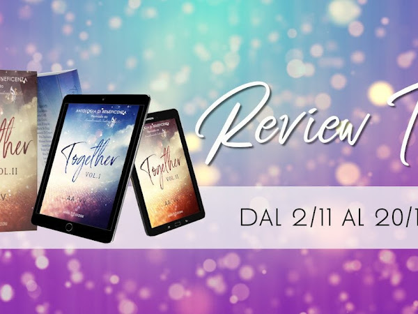 *Review Tour* Together -Antologia di Beneficenza AA.VV [Rfs ft Words edizioni]