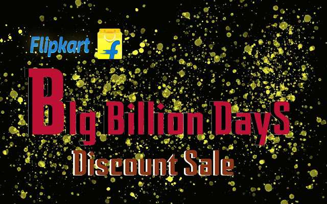 Big Billion Days, flipkart Big Billion Days