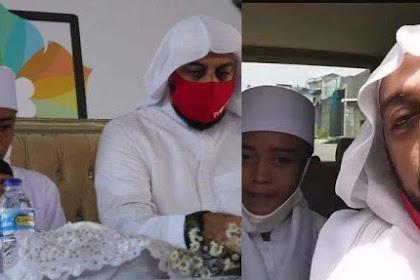 Nasib Akbar, Pemulung Ngaji di Emperan Toko Bikin Syekh Ali Jaber Nangis, Kini Ditinggal Sang Ulama