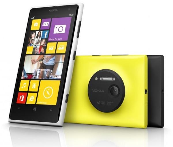 Nokia windows 1020
