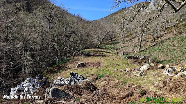 Majada los Tornos en el Valle de Piedrafita