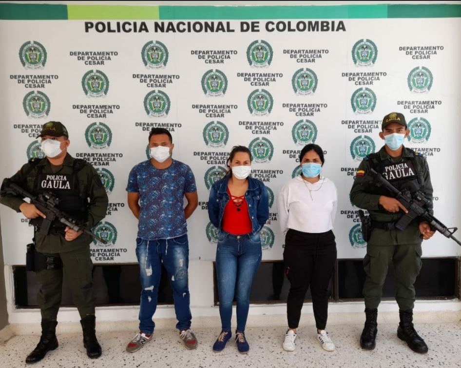 hoyennoticia.com, Cayó en el Cesar otro cabecilla de 'Los Pachenca'