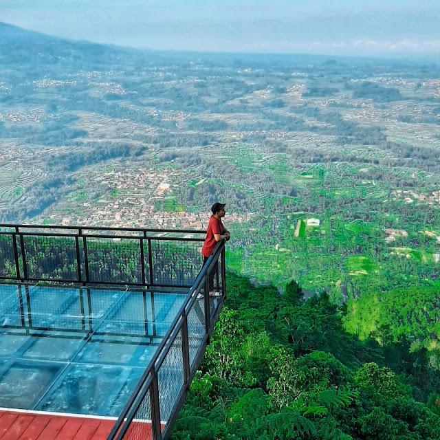 Tiket Masuk Awang Awang Sky View Magelang