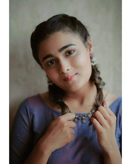 Shalini Pandey Twin braids