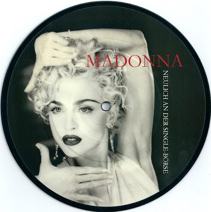 Neulich an der Single-Börse: Madonna