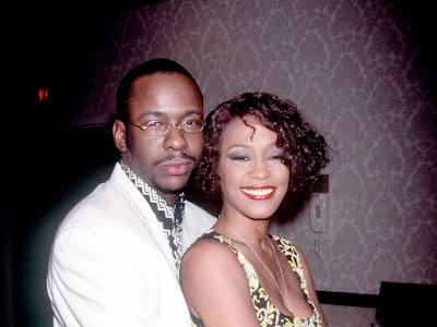 Whitney Houston and bobby Brown biography