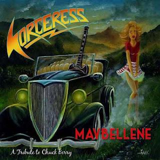 """Το single των Sörceress """"Maybellene"""""""