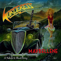 "Το single των Sörceress ""Maybellene"""