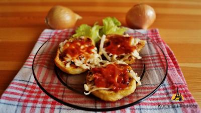 Zapiekane ziemniaczki z serem