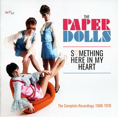 The Paper Dolls -  Something Here In My Heart (The Compete Recordings 1968-1970)