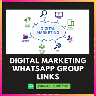 Digital Marketing WhatsApp Group Links