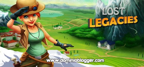 juega Lost Legacies en Facebook