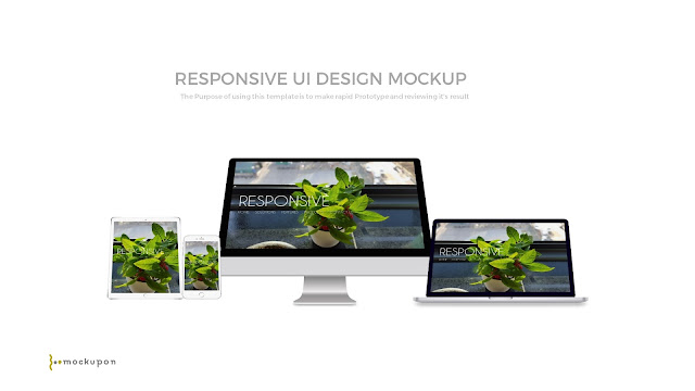 Slide6_Powerpoint Responsive Showcase Device Mock-up Templates