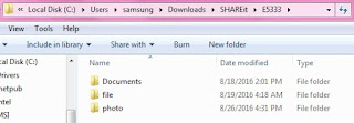Kirim file Super Cepat Android Ke Windows PC Cara Terbaik Mengirim File Super Cepat Android Ke Windows PC Tanpa USB