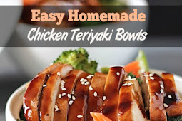 Easy Homemade Chicken Teriyaki Bowls