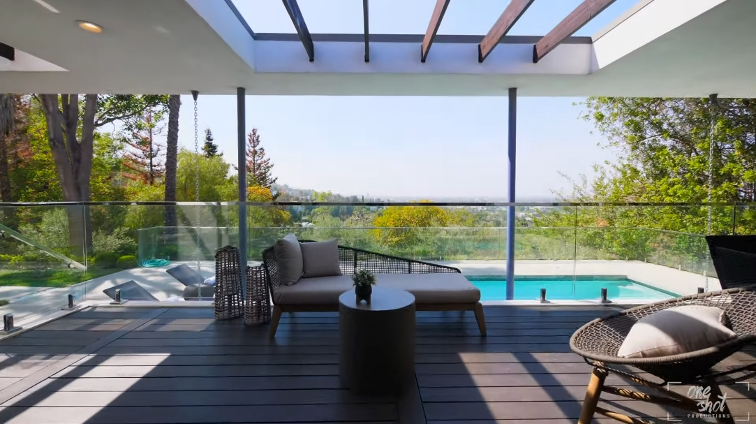 27 Interior Design Photos vs. 12950 Blairwood Dr, Studio City, CA Luxury Home Tour