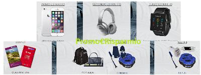 Logo Concorso CrossClimate Game e vinci gratis SmartWatch, Iphone e kit auto