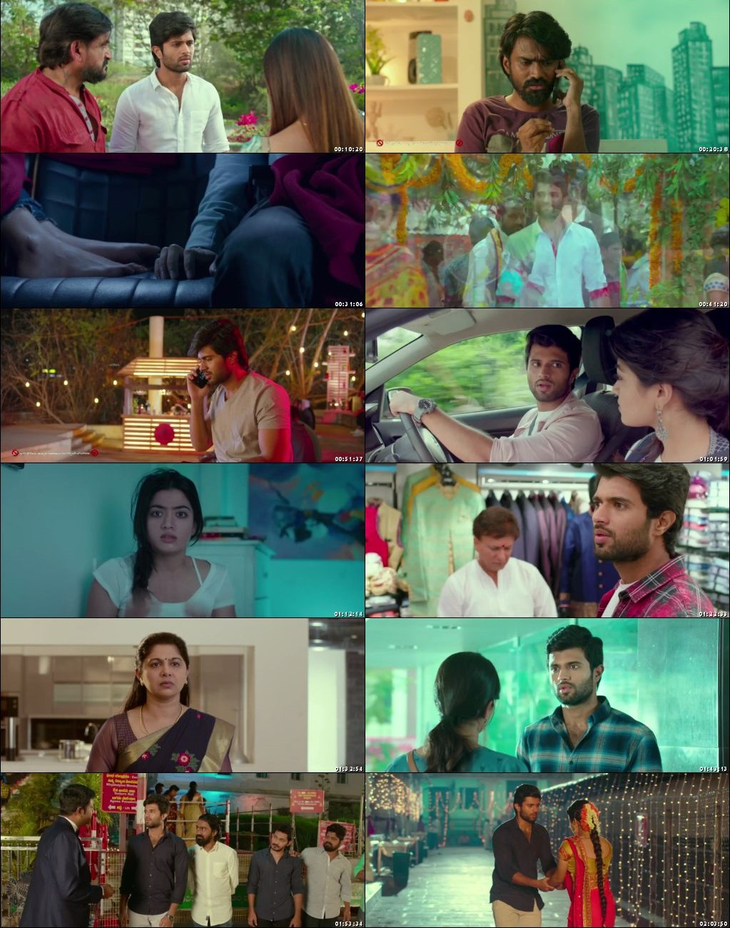 Geetha Govindam 2018 Full Hindi Dubbed Movie Download